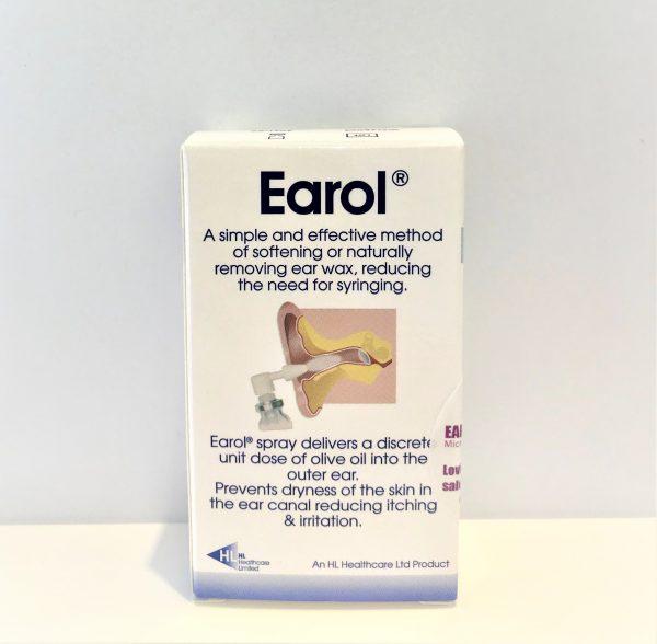 earol back